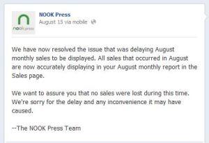 NooK Press SS