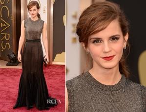 Emma-Watson-In-Vera-Wang-Oscars-2014